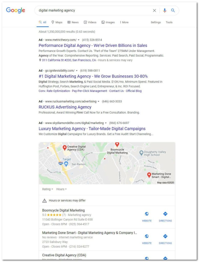 SEO for Boomcycle