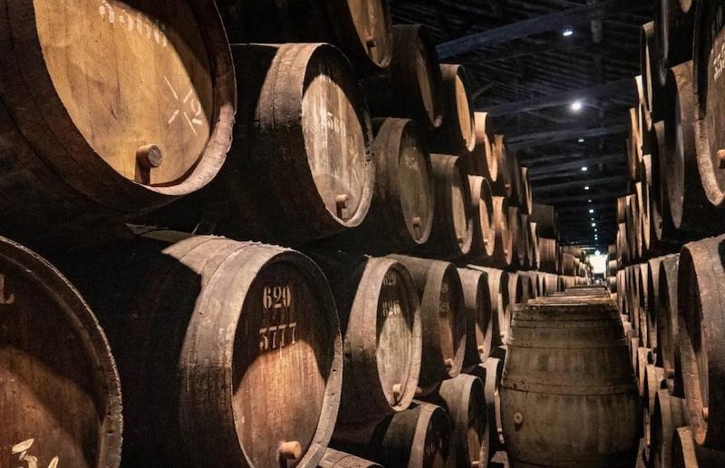 Wine Delivery & Transportation web design