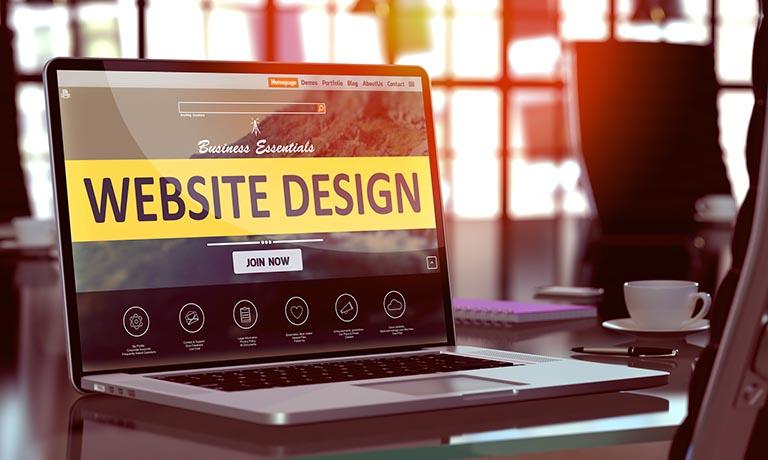 B2B website designs by Boomcycle