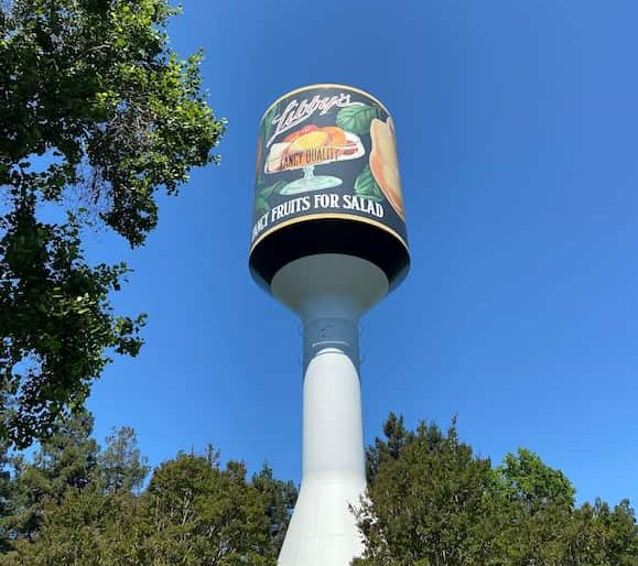 Libby's Water Tower